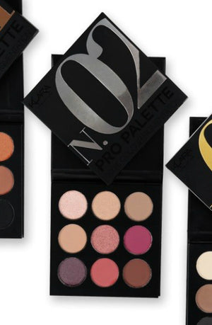 Klara Pro Eyeshadow Palette | Dancewear Nation Australia