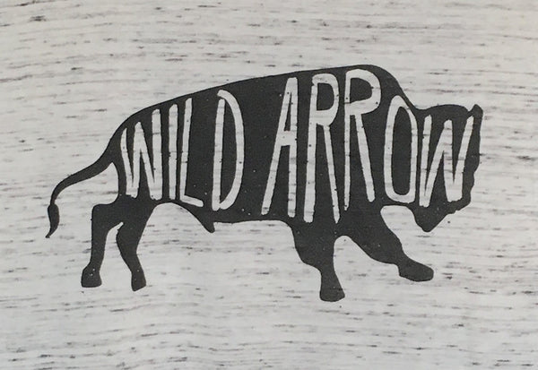 Buffalo Muscle Tank - Wild Arrow Clothing