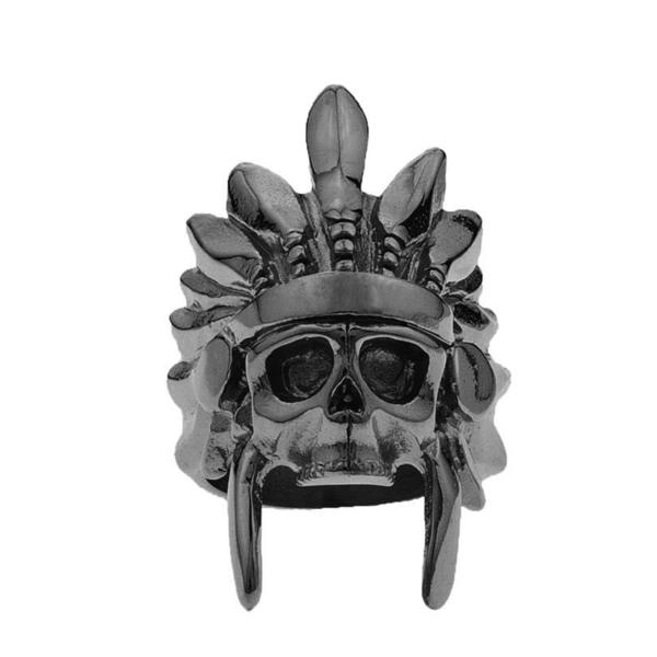 Mister Native Chief Ring