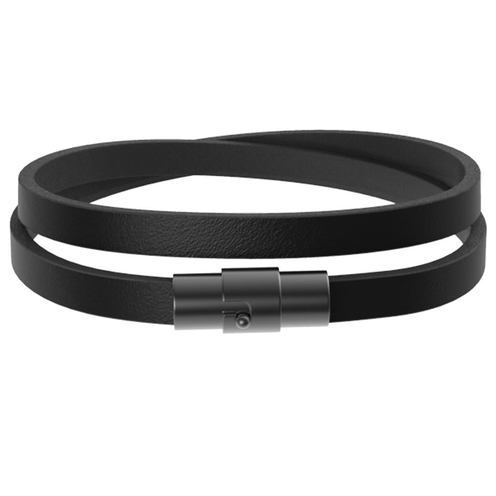 Mister Trifecta Leather Bracelet V2