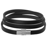 Mister Trifecta Leather Bracelet V3