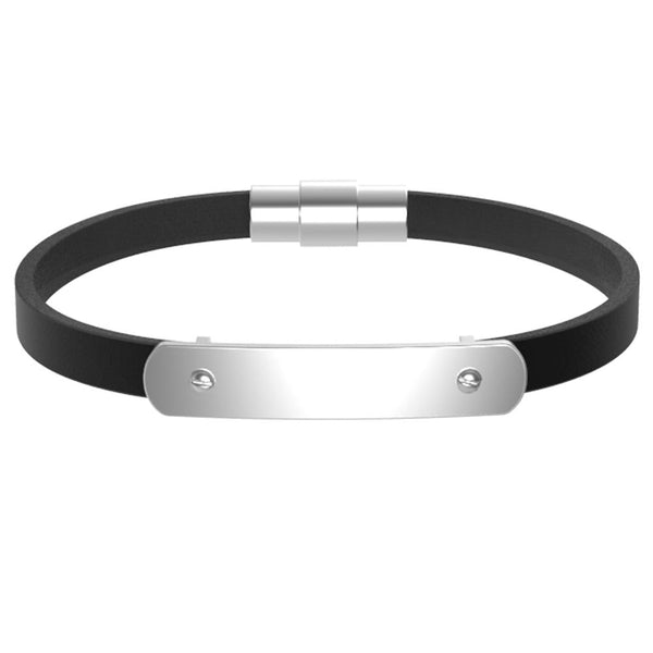 Mister Trilogy Leather Bracelet V1