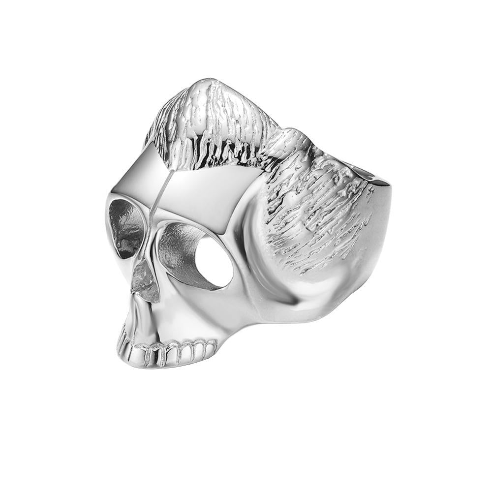 Mister Dead Serious Ring