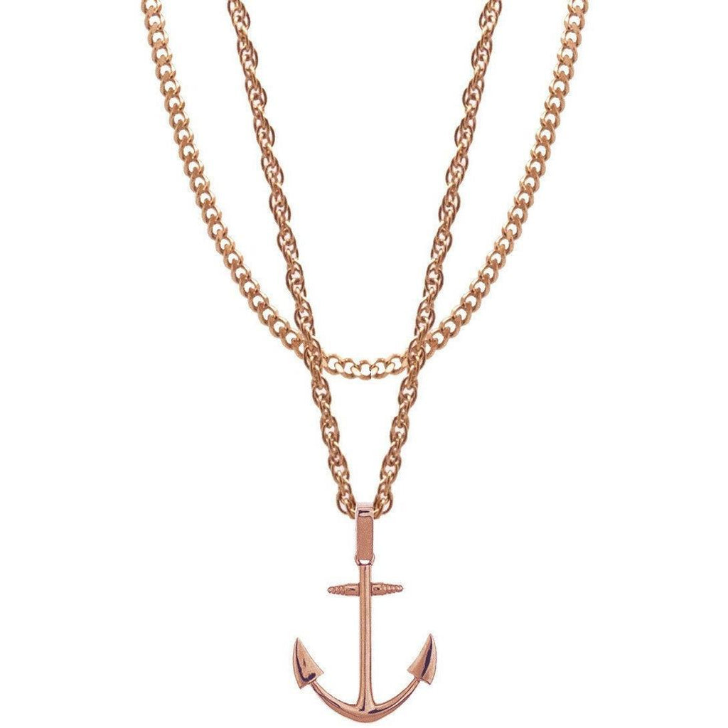 Mister Anchor Necklace