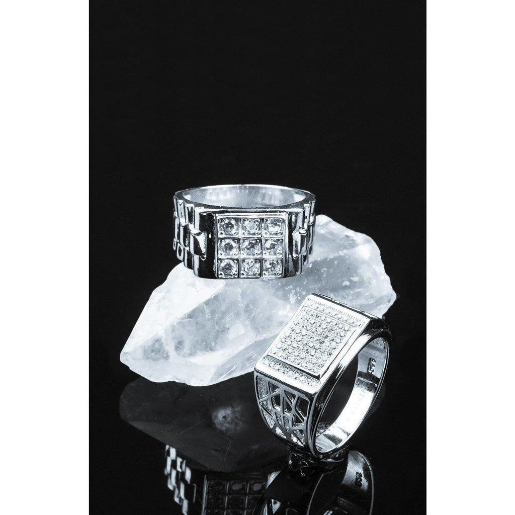 Mister Empire Silver Ring - 925