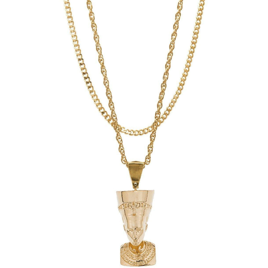 Mister Nefertiti Necklace