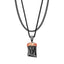Mister  2 Tone Jesus Piece Necklace