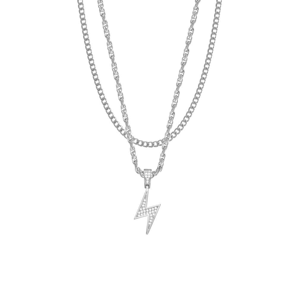 Mister Bolt Necklace