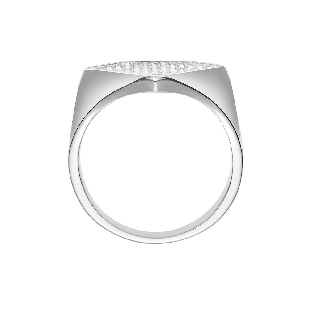 Mister Solitaire Ring