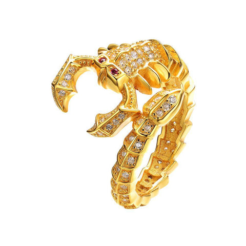 The Scorpion Ring