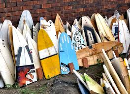 SURFBOARD - REPAIR