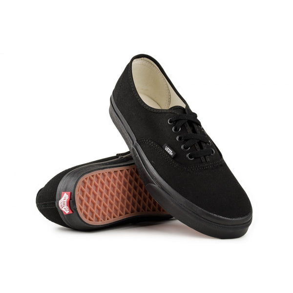 YOUTH AUTHENTIC BLACK/BLACK