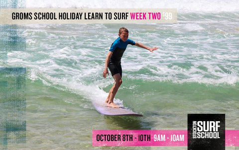 OCTOBER SCHOOL HOLIDAYS WEEK 2