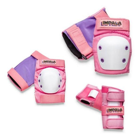 JUNIOR IMPALA 3 PIECE SAFETY GEAR