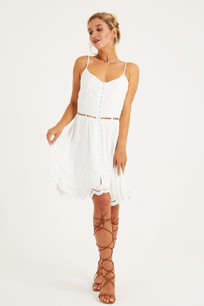 Marbella Slip Dress