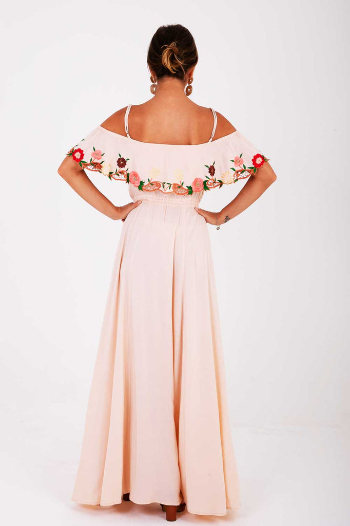 Rosa Off The Shoulder Gown