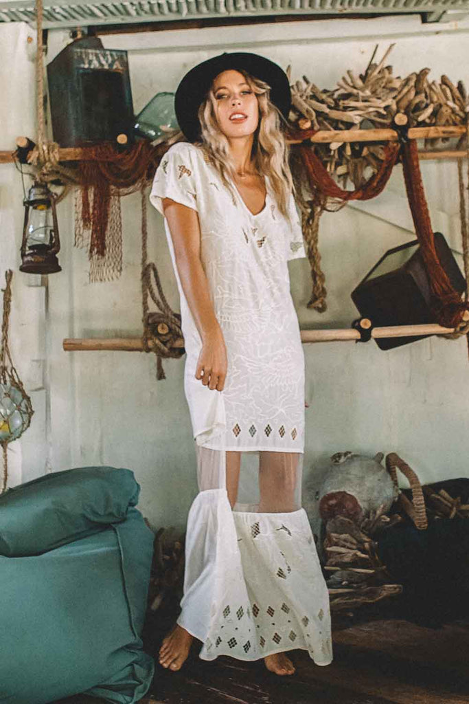 Menorca Maxi Dress