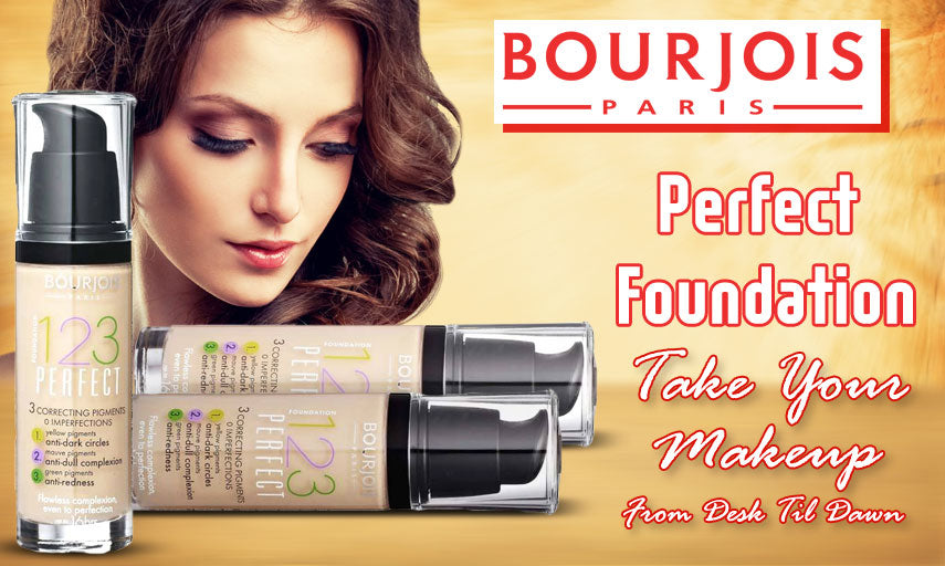 Perfect Foundation for Women - Bourjois