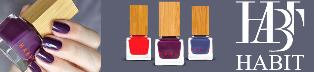 habit nail polishes at best prices over the internet