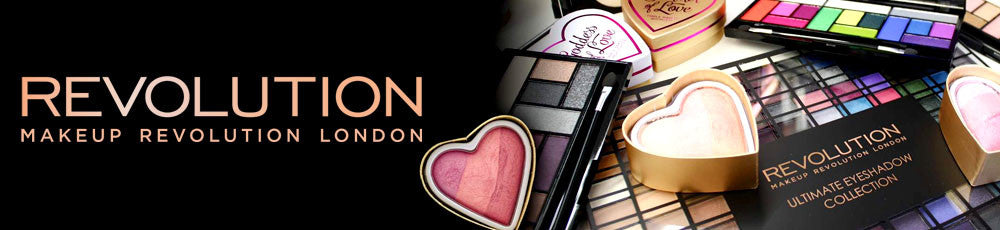 Makeup Revolution Products in Pakistan