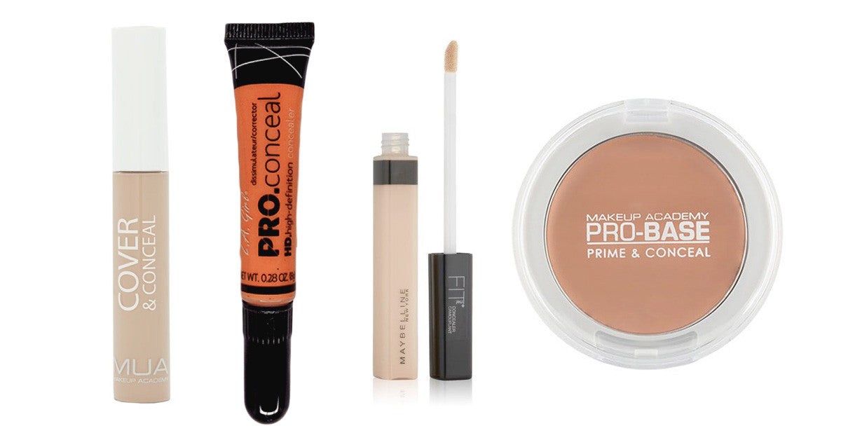 Concealer products