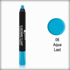 06 Aqua Last 12 HR Made to Last Eyeshadow Pencil - Jordana
