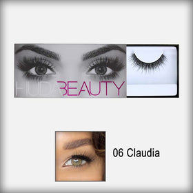 (06 Claudia)Huda Beauty Lash