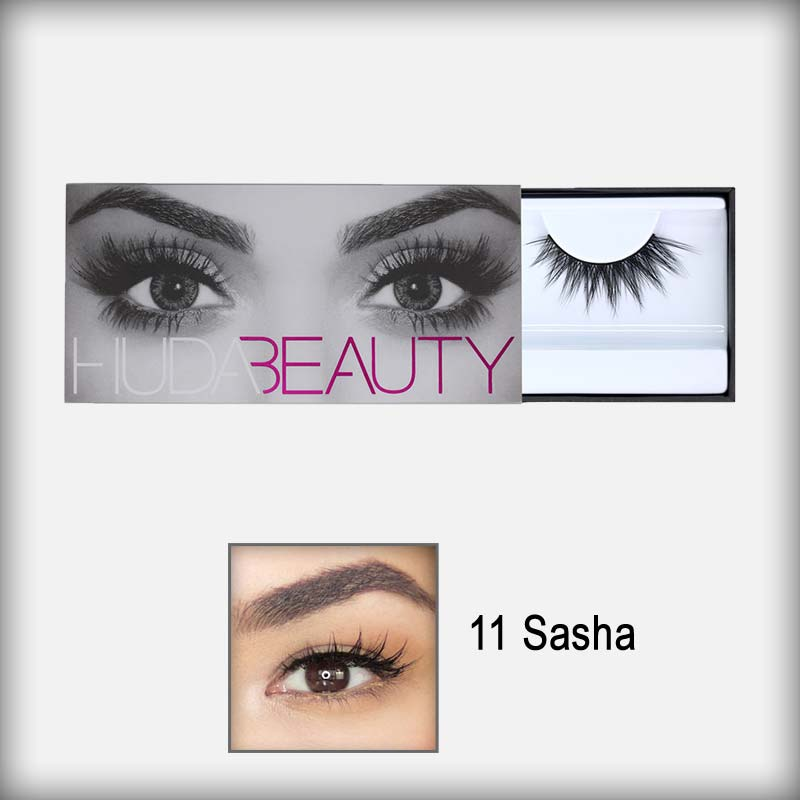 (11 Sasha)Huda Beauty Lash