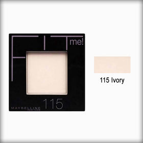115 Ivory Fit Me! Pressed Powder - Maybelline
