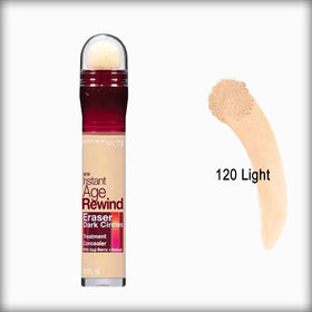Light 120  Instant Age Rewind Dark Circles Concealer - Maybelline
