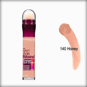 140 Honey Instant Age Rewind Dark Circles Concealer - Maybelline