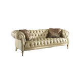 Touchwood Interior 3 Seater Leatherite Sofa