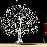 Black-&-White-Tree-Decal-Wall-Sticker