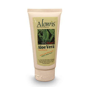 Organic Aloe Vera Skin Food Gel, Alowis Skin Food, Buy Skin Food Online