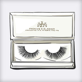 Artemes Lady Saint Medium Volume Mink Eyelashes