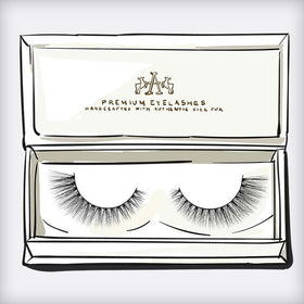 Artemes Self Titled Medium Volume Mink Eyelashes