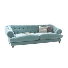 Touchwood Interior Bagsie 3 Seater Fabric Sofa