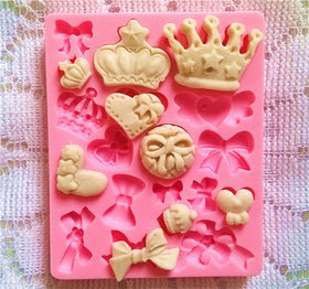 Bakeware Silicone Crown Baking Molds