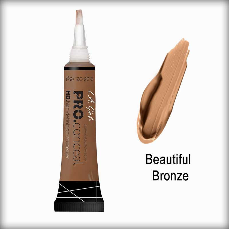 Beautiful Bronze Pro Conceal HD Concealer - L.A. Girl