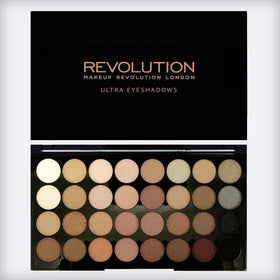 Beyond Flawless Ultra 32 Shade Eyeshadow Palette  - Makeup Revolution