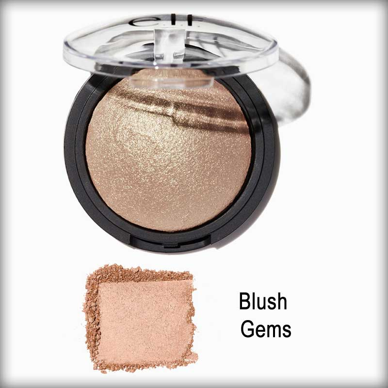 Blush Gems Baked Highlighter - E.l.f
