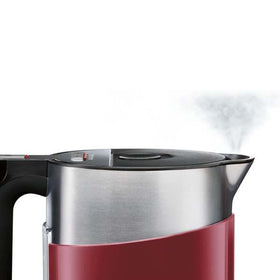 Bosch Styline Sensor Kettle Twk86104Gb Cranberry