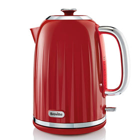Breville Vkt006 Impressions Kettle - 1.7 L, Red Uk