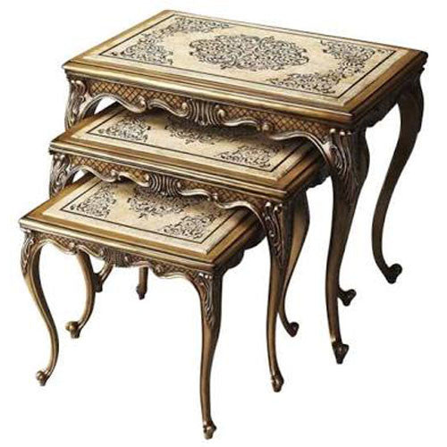 Touchwood Interior Butler Nesting Table