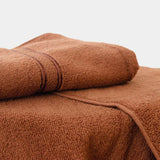 home-bazar-egyptian-cotton-towel-choclate-brown