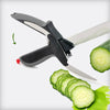 Clever Cutter Stainless Steel Vegetable Meat Scissor