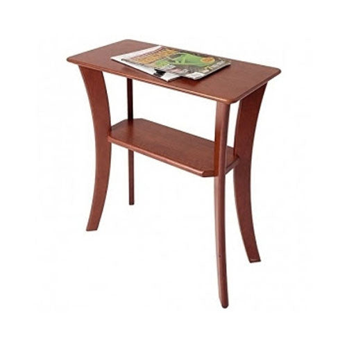 Touchwood Interior Cherry Chairside Table