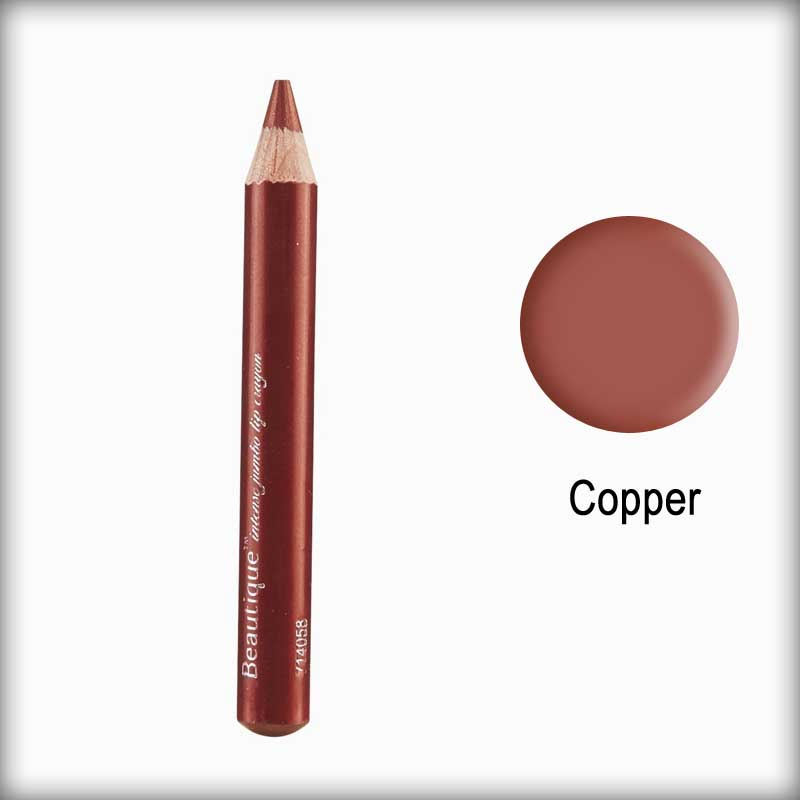 Copper -Beautique Jumbo Lip Crayon