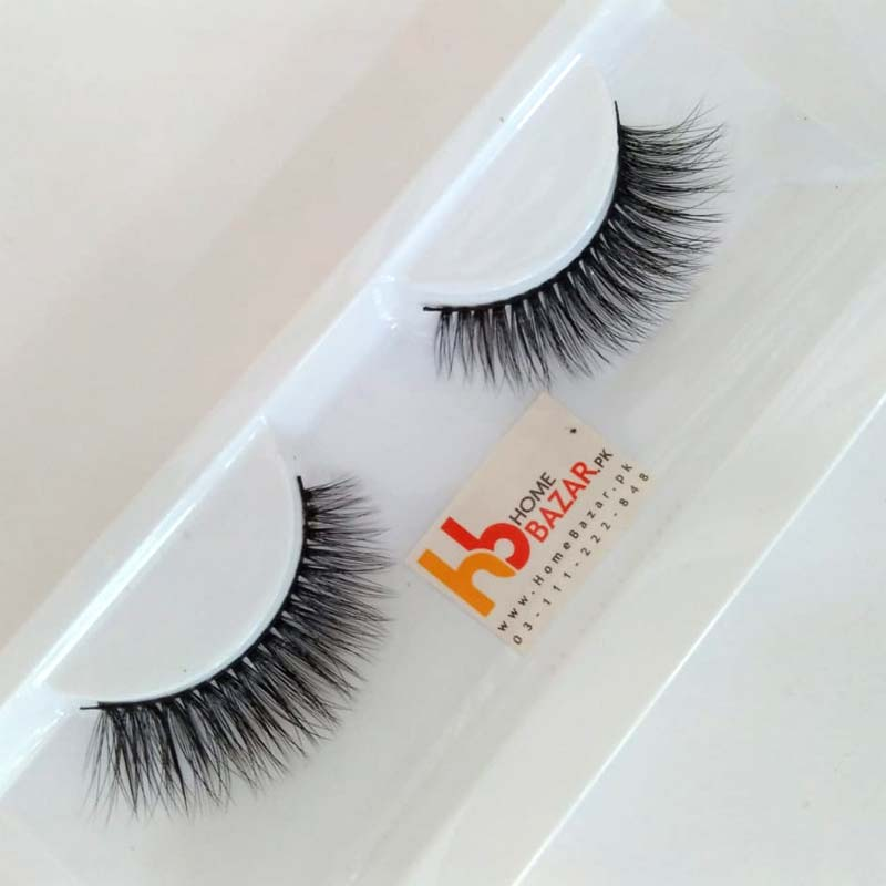 D19 3D Mink False Eyelashes