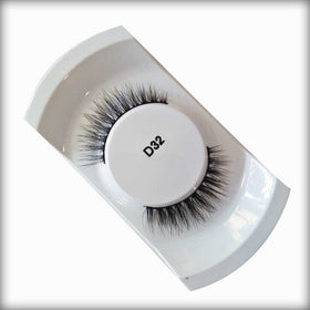 D32 3D Mink False Eyelashes